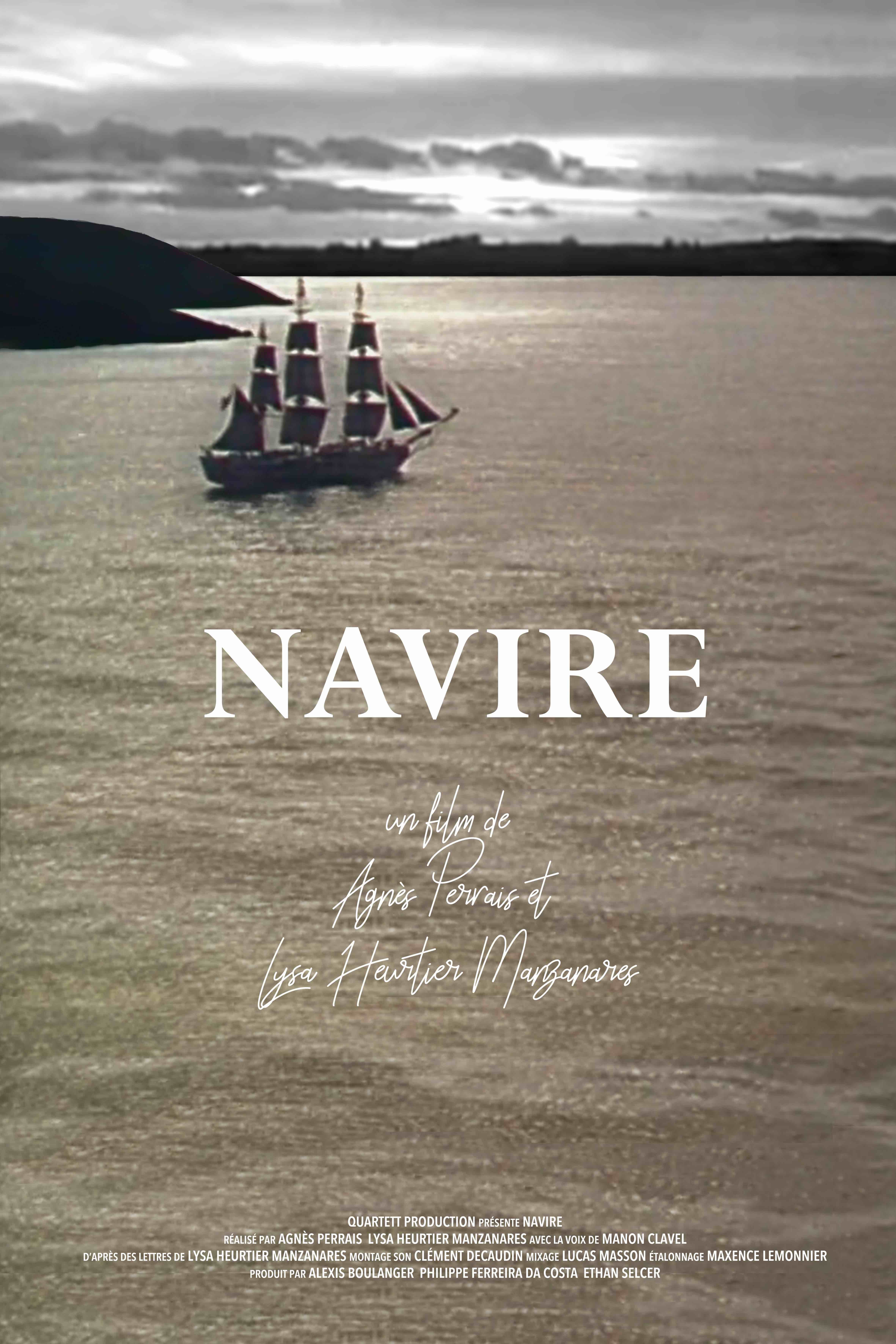 affiche navire low